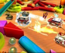 تحميل لعبة سباق سيارات صغيرة الحجم Micro Machines