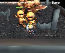 تحميل لعبة النينجا بطل الفضاء Ninja Hero Space