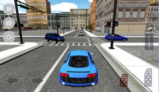 تحميل لعبة باركينج السيارات للاندرويد Real Car Parking