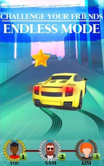 تحميل لعبة قيادة وسباق السيارات DodgeFall