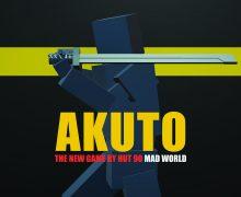 تحميل لعبة المقاتل المجنون Akuto Mad World