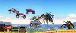 تحميل لعبة سباق سيارات بسيطة Crazy Monster Trucks