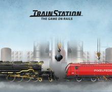 تحميل لعبة القطارات الحقيقية مجانا TrainStation Game On Rails