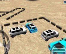 تحميل لعبة ركن سيارات ايفون 3D Parking lot King