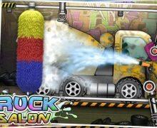 تحميل لعبة تنظيف الشاحنات Truck Wash
