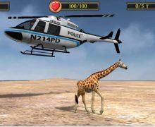 تحميل لعبة مروحية الشرطة Police Helicopter On Duty 3D
