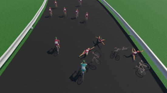 تحميل لعبة الدراجات الهوائية للكمبيوتر مجانا Bikrashتحميل لعبة الدراجات الهوائية للكمبيوتر مجانا Bikrash