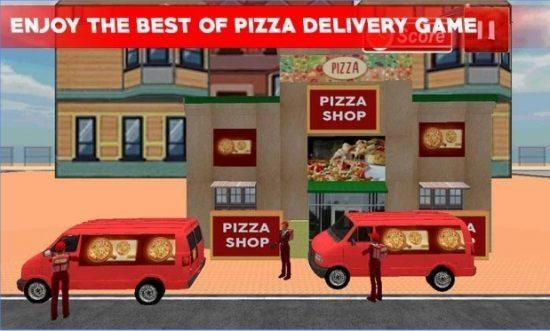 تحميل لعبة توصيل البيتزا Pizza Delivery Van Simulatorتحميل لعبة توصيل البيتزا Pizza Delivery Van Simulator