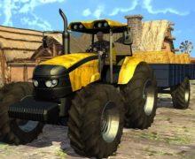 تحميل لعبة جرار المزرعة 2017 Euro farming sim