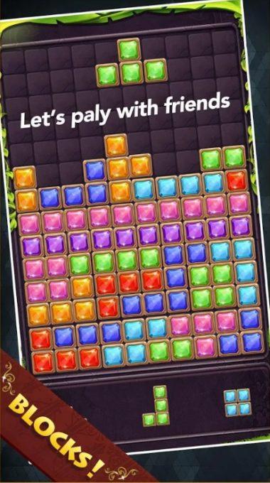 تحميل لعبة تتريس للاندرويد Jewel Games