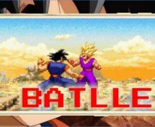 تحميل لعبة القتال الجديدة للاندرويد Warrior For Super Goku Boy
