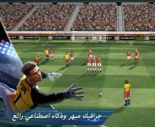 تحميل لعبة كرة القدم للموبايل Real Football