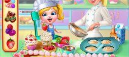 تحميل لعبة طبخ وتحضير الكيكة Real Cake Maker 3D