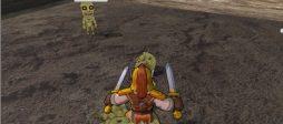 تحميل لعبة فارس الزومبي Zombie Attack