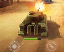 تحميل لعبة حرب الدبابات الجديدة مجانا War Machines Tank Shooter Game