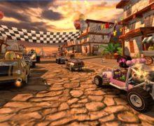 تحميل لعبة بيتش باجى Beach Buggy Racing سباق الشاطئ