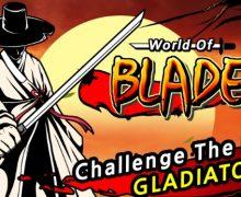 تحميل لعبة القتل والدم World Of Blade blade master