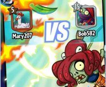 تحميل لعبة النباتات ضد الزومبي Plants vs. Zombies Heroes