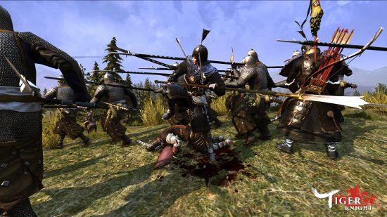 تحميل لعبة الحرب الامبراطورية Tiger Knight Empire War