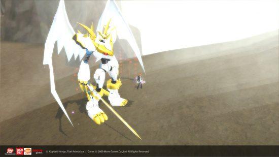 تحميل لعبة ابطال الديجيتال Digimon Masters Online