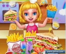 تحميل لعبة تحضير السندوتشات School Lunch Food Maker 2