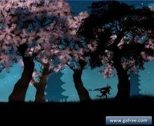 تحميل لعبة النينجا الغامض مجانا Ninja Arashi