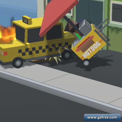 لعبة تدمير العالم Crash World