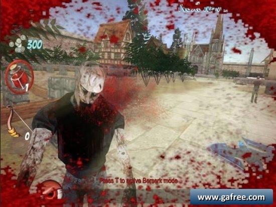 تنزيل لعبة حرب الزومبي Zombies Vs Berserk