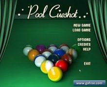 تحميل لعبة البلياردو الجديدة مجانا Pool Cueshot