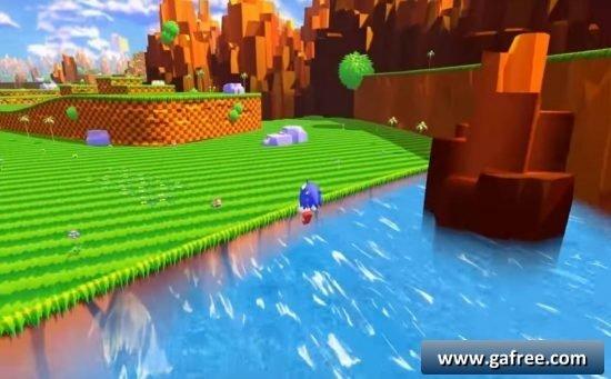 تحميل لعبة سوبر ماريو الجديدة Sonic Utopiaتحميل لعبة سوبر ماريو الجديدة Sonic Utopia