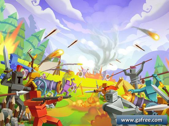 ultimate epic battle simulator تحميل لعبة