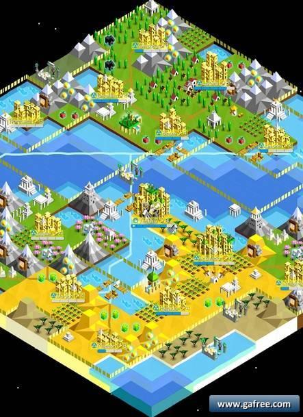 تحميل لعبة السيطرة على العالم The Battle of Polytopia