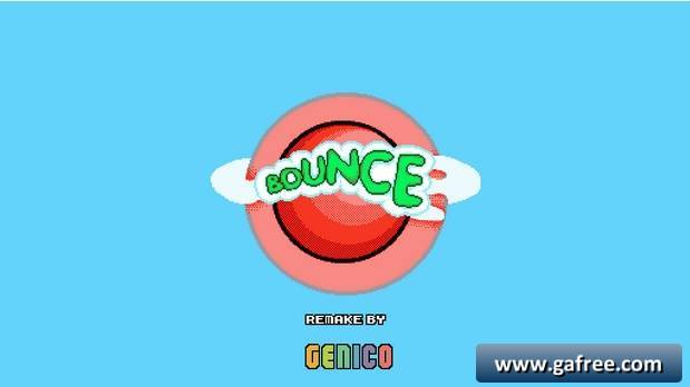 bounce تحميل لعبة