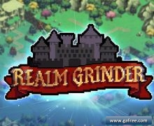 تحميل لعبة بناء المملكة الجديدة Realm Grinder