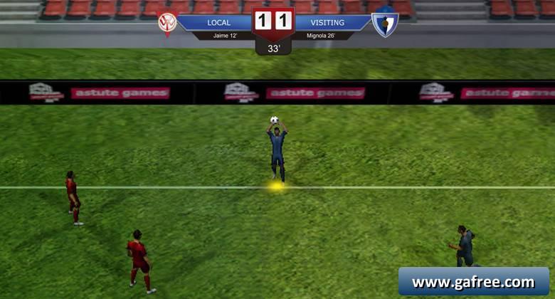 تحميل لعبة ابطال كرة القدم Soccer Champions