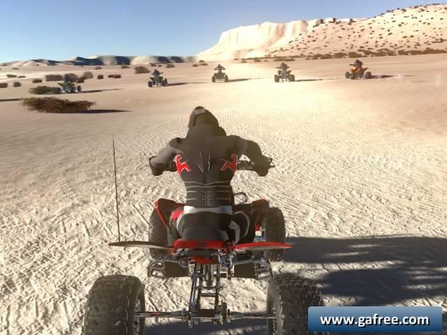 تحميل لعبة محاكاة القيادة Desert Tournament