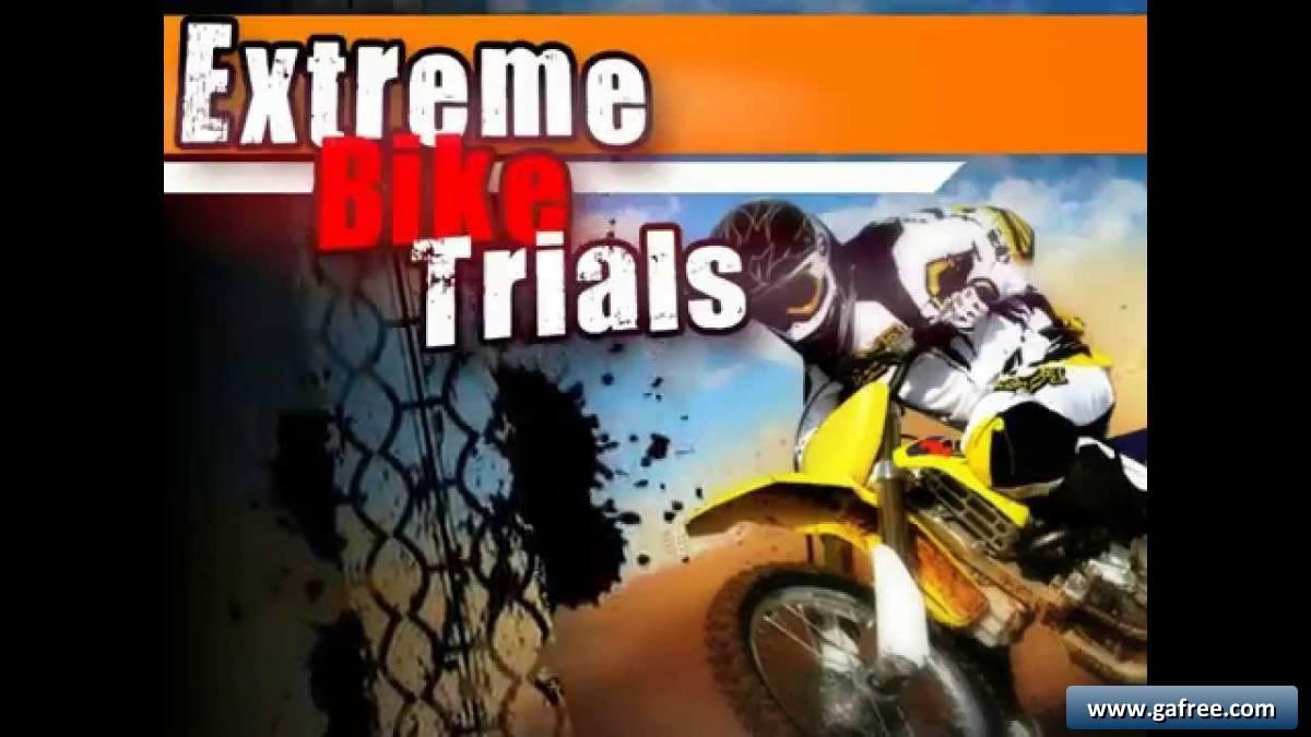 تحميل لعبة الدراجات Extreme Bike Trials للكمبيوتر