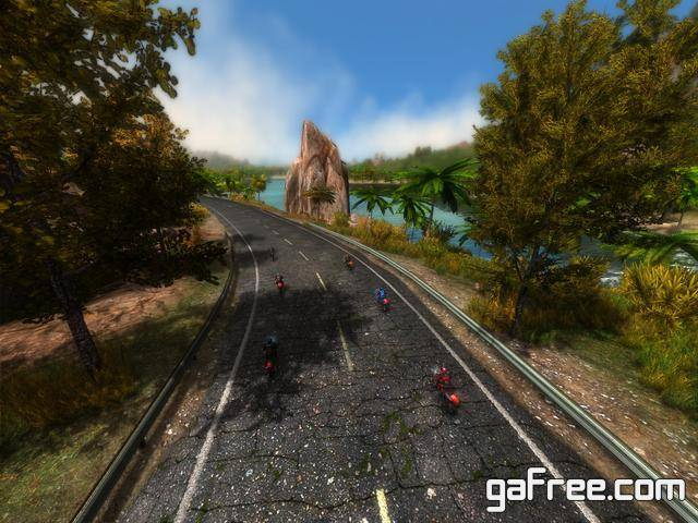 تحميل لعبة سباق الدراجات النارية للكمبيوتر Moto Racing 2