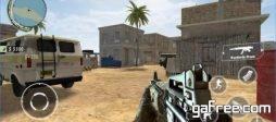 تحميل لعبة ارض الحرب والقتال Critical Strike Shoot Fire V2