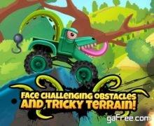 تحميل لعبة الشاحنات الوحوش الجديدة Monster Trucks Action Race
