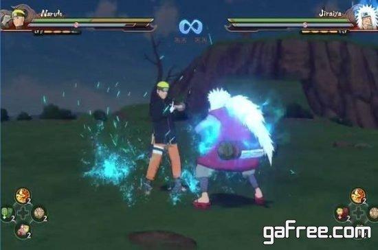 تحميل لعبة ناروتو الجديدة Guidare Naruto Shippuden