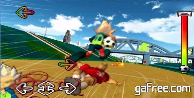 5606a997f تحميل لعبة ابطال الكرة 2 Game Inazuma Eleven FootBall