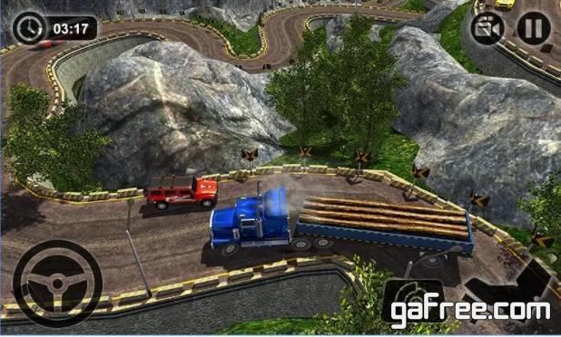 تحميل لعبة محاكاة الشاحنات اون لاين