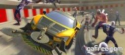 تحميل لعبة سحق الزومبي الجديدة للاندرويد Zombie Smash Road Kill