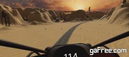 تحميل لعبة السيارات الحربية القتالية Drive Through Explosions