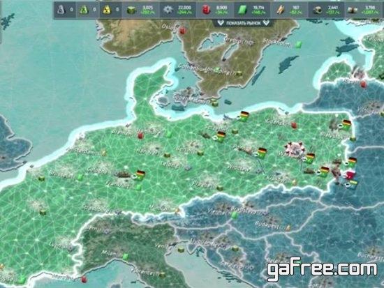 تحميل لعبة السيطرة على العالم Conflict of Nations