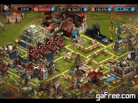 تحميل لعبة غضب الحرب Rage War