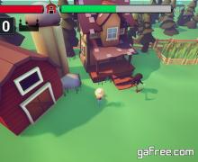 تحميل لعبة القتال للدفاع عن المزرعة XCOW