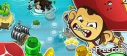 تحميل لعبة القرد الشقى الجديدة للكمبيوتر Monkey Ahoy