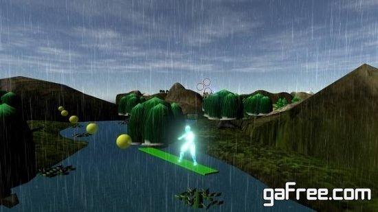 تحميل لعبة المتسابق السريع Cyber Surf